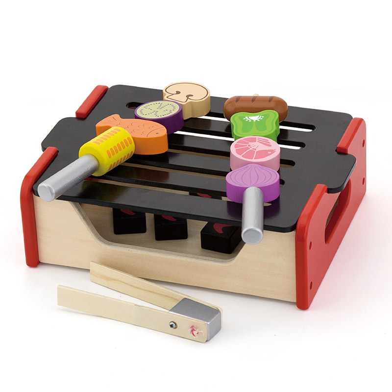 Diversen Groot speelgoed : Vigatoys BBQ tafelmodel